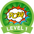 Level 1 AMC-10A Pow